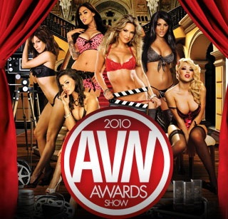 AVN Awards 2010 banner AVN Awards 2010