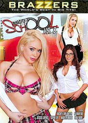 Big Tits at School 8 Kagney Linn Karter