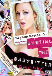Busting the Babysitter Kayden Kross