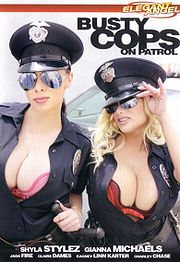 Busty Cops on Patrol Gianna Michaels