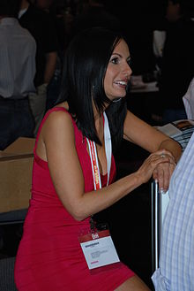 Catalina Cruz at AVN Adult Entertainment Expo 2009 1 Catalina Cruz