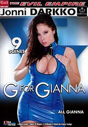 Gianna Michaels cover 6 Gianna Michaels