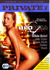 Private Black Label   The Uranus Experiment 1 Silvia Saint