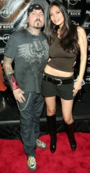 Tera Patrick and husband Tera Patrick